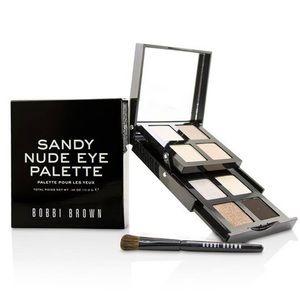 NIB Bobbi Brown Sandy Nude Eyeshadow Palette
